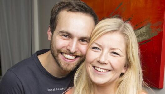 Lykken smiler til «Gift ved første blikk»-paret