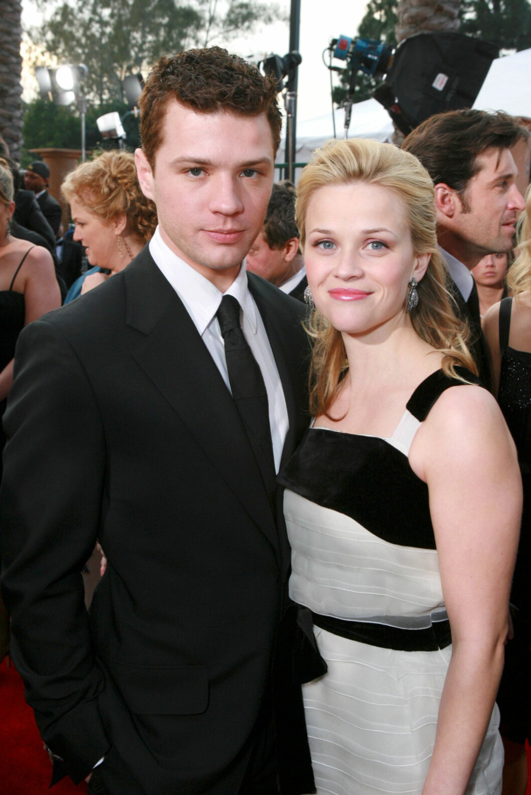BRUDD ETTER OSCAR: Ryan Phillippe og Reese Witherspoon. Foto: All Over Press