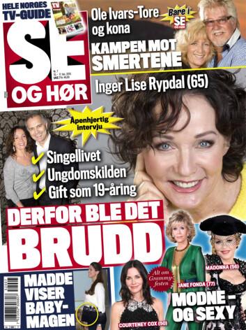 LES MER: I nyeste nummer av Se og Hør kan du lese mer om Bjørn Sundquist. Foto: Se og Hør