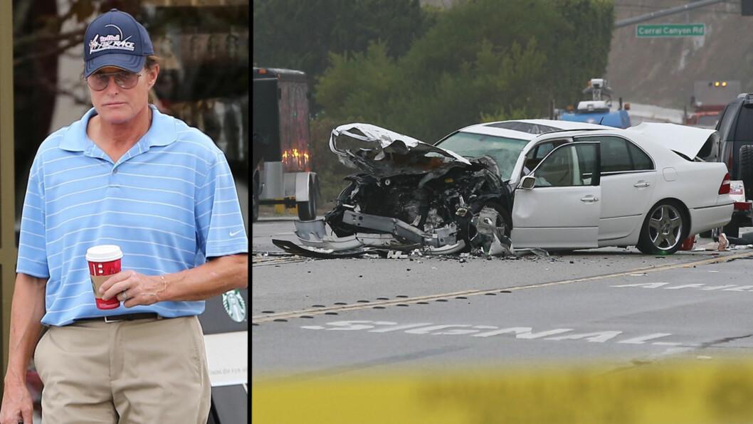BILULYKKE: Bruce Jenner var lørdag involvert i en bilulykke der en 69 år gammel kvinne mistet livet. Foto: All Over Press / Stella Pictures
