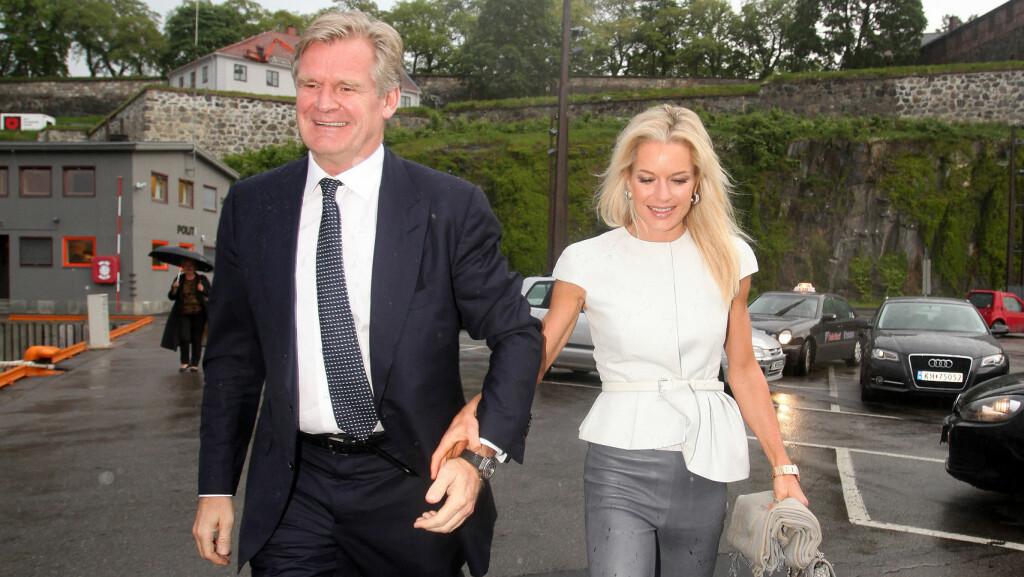 INNGÅR FORLIK: Tor Olav Trøim og Celina Midelfart inngår forlik med en tidligere hushjelp som har saksøkt paret, skriver Dagbladet. Foto: Stella Pictures