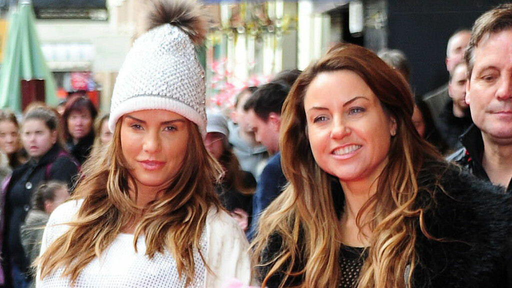 ISFRONT: Inntil i fjor var Katie Price og Jane Poutney bestevenninner. Men det var før Jane lå med Katies ektemann. Foto: All Over Press