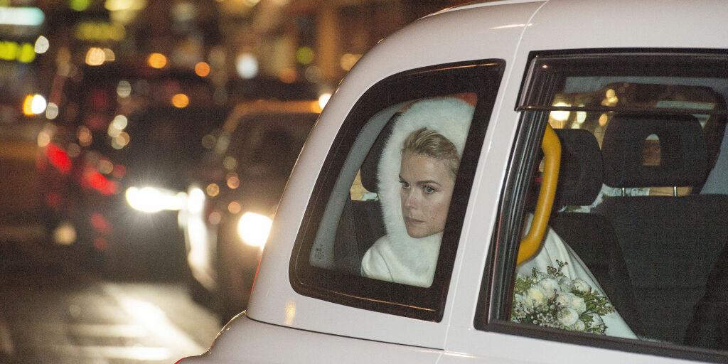 image: Slik så hun ut på bryllupsdagen