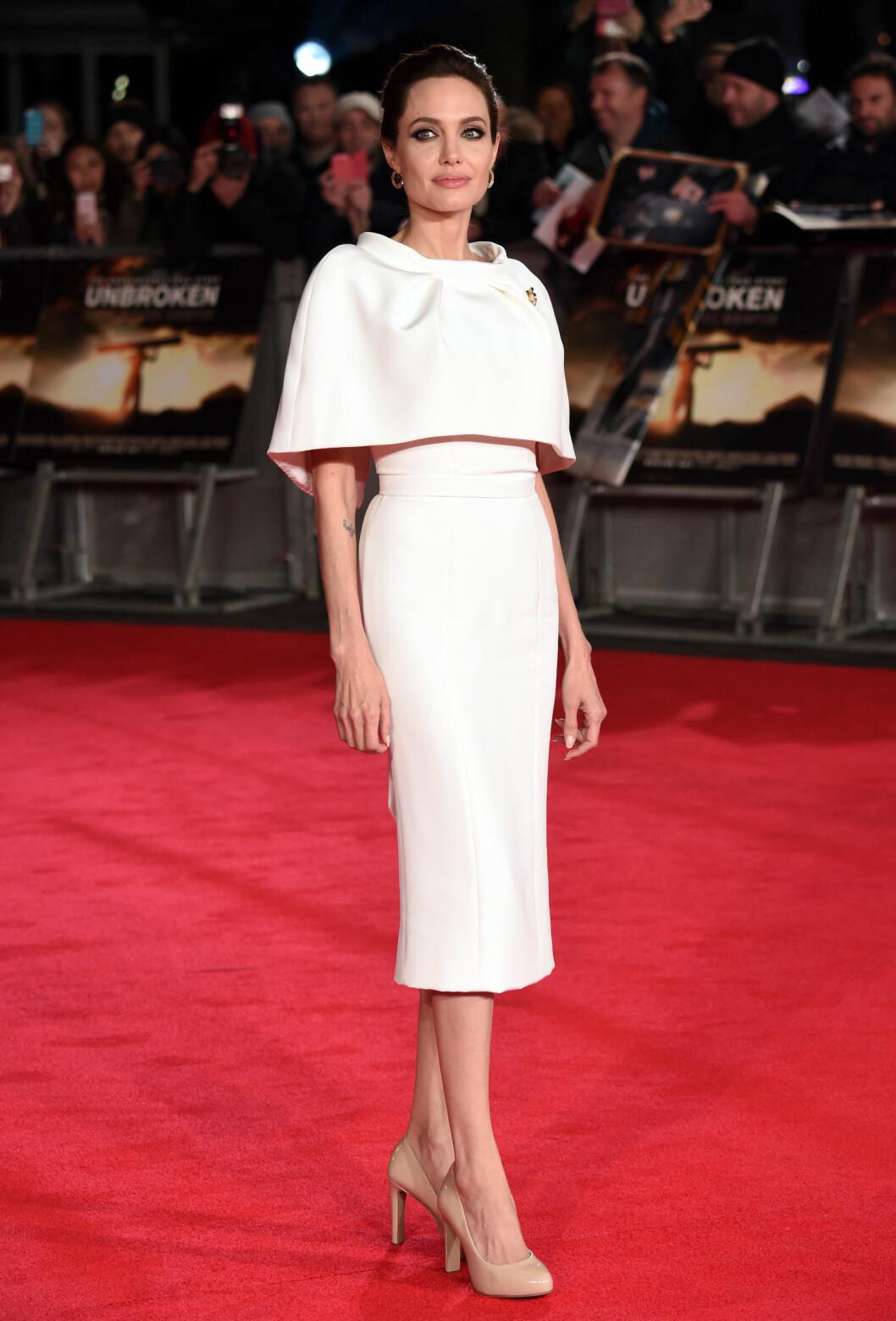 POPULÆR: En klient hos Beverly Hills Egg Donation søker en person som ligner på verdensstjernen Angelina Jolie. Foto: All Over Press