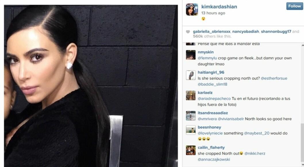 Foto: Instagram/Kim Kardashian