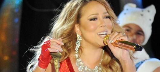 - Dette var ikke bra, Mariah!