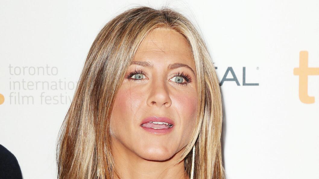 SEXY VETERAN: Jennifer Aniston har for lengst rundet 45 år – og er fortsatt blant Hollywoods heteste. Foto: All Over Press