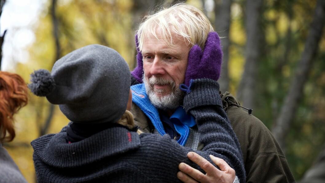 MÅTTE GI TAPT: Finn Olav har lenge vært sett på som en favoritt til å vinne «Farmen». Men onsdag røk han ut av programmet. Foto: TV 2