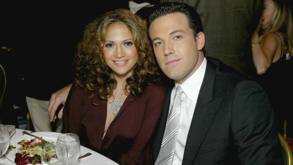 DRØMMEPAR: Ben Affleck og Jennifer Lopez var av mange sett på som et drømmepar i Hollywood, da de ble forlovet. Men paret gikk fra hverandre få dager før bryllupet. Foto: All Over Press