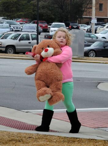 <strong>NI ÅR:</strong> Honey Boo Boo er et år eldre enn barnet som skal ha blitt misbrukt av morens nye kjæreste.  Foto: Winslow/Prahl / Splash News /All