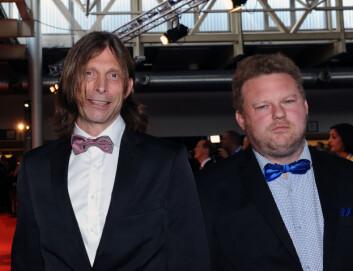 <strong>DUO:</strong> Ola Conny Wallgren og Morgan Karlsson har blitt kjente navn.  Foto: Stella Pictures