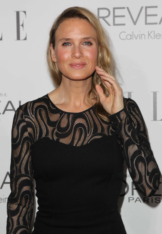 ELDRE: Renée Zellweger sier til People at publikum ikke har sett henne i 40-årene før, eller så frisk som hun er i dag. 45-åringen har ikke vært filmaktuell siden 2010. Foto: Splash/ All Over Press