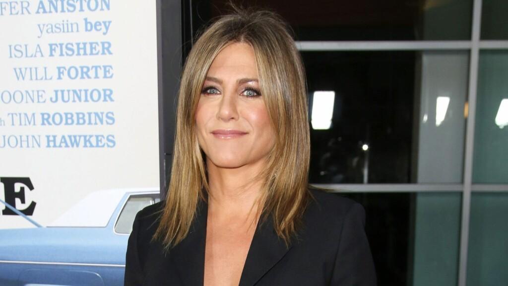 LANG TID: Jennifer Aniston sier i et nytt intervju at det tok svært lang tid for henne å bearbeide foreldrenes skilsmisse, som fant sted da hun var 11 år gammel. Foto: All Over Press