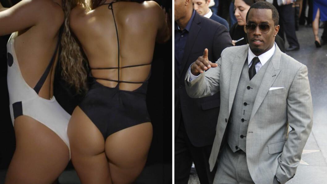 <strong>IMPONERT:</strong> «Booty»-musikkvideoen til Jennifer Lopez, der Iggy Azalea (ytterst t.v) også opptrer, har vekket begeistring hos mange - også hos ekskjæresten hennes P. Diddy. Foto: Stella Pictures