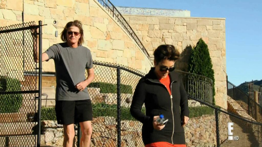 LANGT EKTESKAP: Bruce og Kris giftet seg i 1991, men separerte seg i fjor. Foto: Stella Pictures