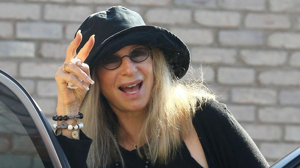 DUETTER: På den nye platen synger Streisand duetter med artister som Stevie Wonder, Billy Joel, John Mayer, Andre Bocelli, Lionel Richie og John Legend. Foto: Stella Pictures