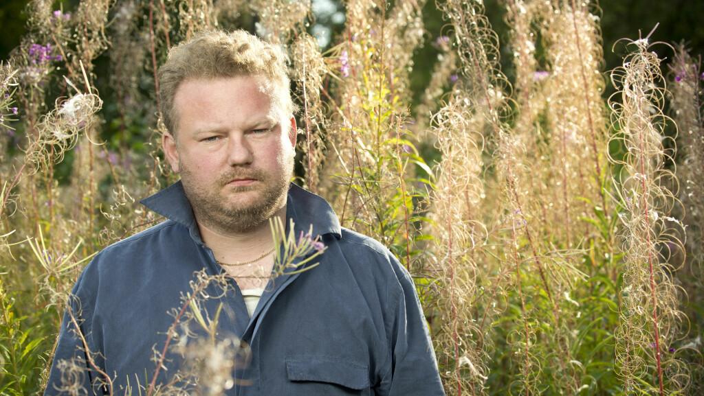 MYE OPPMERKSOMHET: Morgan Karlsson får frierbrev fra norske kvinner. Men for tiden foretrekker han å leve singellivet. Foto: Henning Jensen, Se og Hør