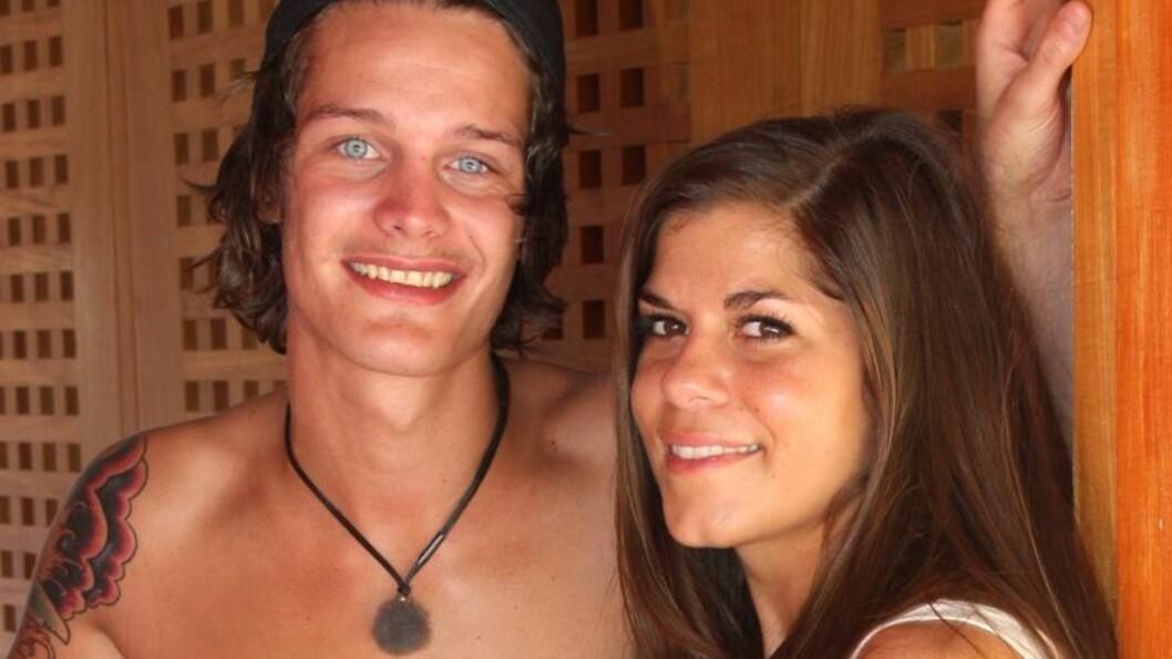MØTTES I MEXICO: Dennis og Kristin traff hverandre for første gang under innspillingen av TV3-serien «Paradise Hotel» i 2012. Foto: Sølve Hindhamar, Se og Hør