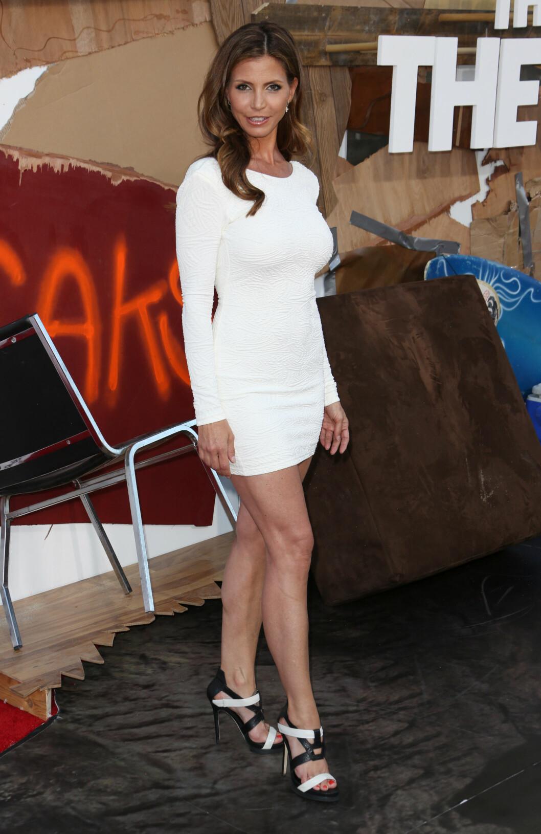 BLE ANGREPET: Da skuespilleren var 21 år gammel, ble hun angrepet av en serievoldtektsmann. Det er først nå hun står fram med sin historie. Foto: All Over Press