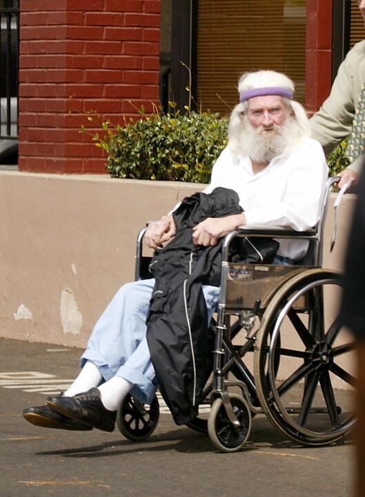 FORLOT FAMILIEN: Pappa John Barrymore døde av kreft i 2004 etter et hardt liv i Hollywood. Han og Drew hadde minimalt med kontakt.  Foto: All Over Press