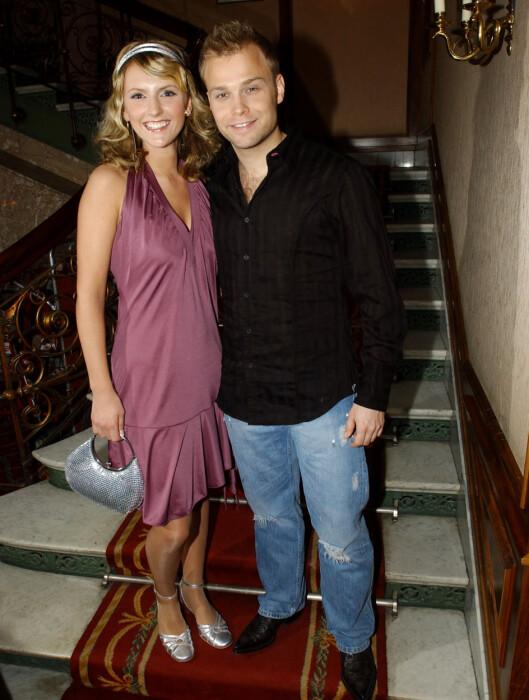 <strong>SUKSESS PÅ EGEN HÅND:</strong> Christian Ingebrigtsen og Maria Arredondo ble i 2003 nominert til Spellemann-pris for sin duett «In Love With An Angel».
