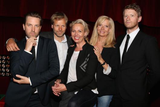 NYTT PROGRAM: Til høsten blir Linn å se i TV Norge-programmet «Klovn til kaffen» Foto: FameFlynet Norway
