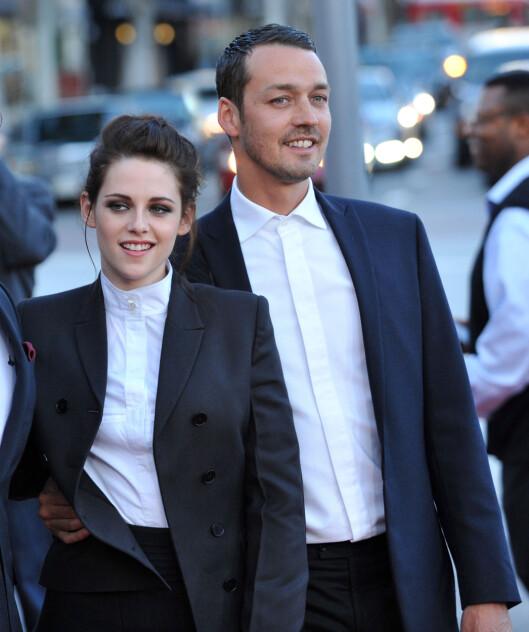 UTRO: Skuespiller Kristen Stewart og den 19 år eldre filmregissøren Rupert Sanders hadde en affære bak ryggene på deres respektive kjærester for rundt to år siden. Begge to har siden beklaget hendelsen i en offentlig uttalelse. Foto: Stella Pictures