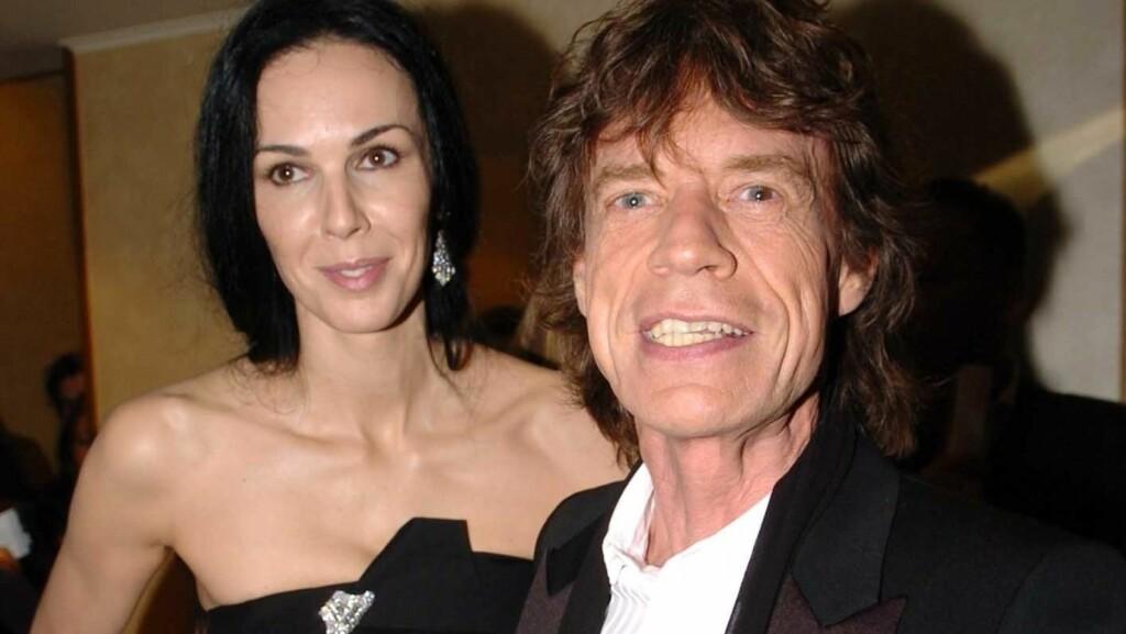 TRAGISK: L'Wren Scott ble funnet død i sin egen leilighet 17. mars i år. Mick Jagger fikk dødsbudskapet mens han var på turne i Australia. Foto: Stella Pictures