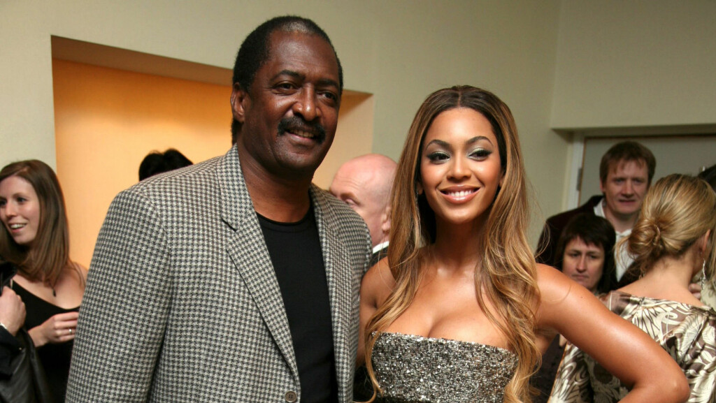 KAN HA TO BARN HAN IKKE VISTE OM: Beyonces far, Mathew Knowles, fikk i 2010 vite at han hadde en sønn. Nå krever en ny kvinne farskapstest, og hevder Mathew er far til hennes datter. Foto: REX/Richard Young/All Over Press