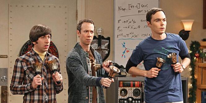 «The Big Bang Theory»-stjernene kjemper mot kjønnsforskjellen. Gir bort millionbeløp til kollegaene.