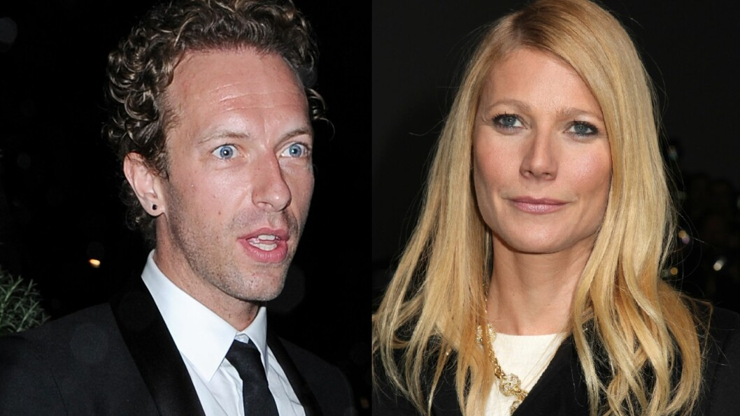 FORTSATT VENNER: Det er ingen vonde følelser mellom Gwyneth Paltrow og Chris Martin som fortsatt bor sammen - tre måneder etter at de fortalte at de skilles.