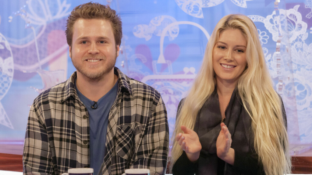 GODT BETALT: Spencer Pratt og Heidi Montag skal ifølge kilder få 300.000 kroner for å stille opp i Celebrity Wife Swap. Foto: REX/Steve Meddle/All Over Press