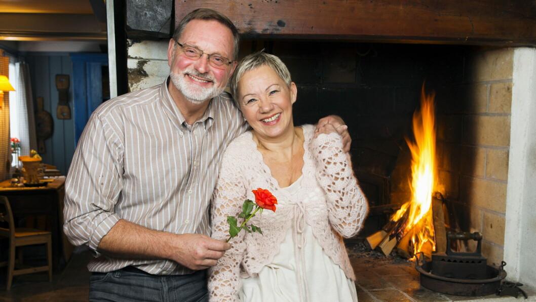 <strong>BRUDD:</strong> Etter drøye halvannet år som kjærester, går nå «Jakten»-paret Odd Arild og Gerda hvert til sitt. Foto: Werner Juvik, Se og Hør