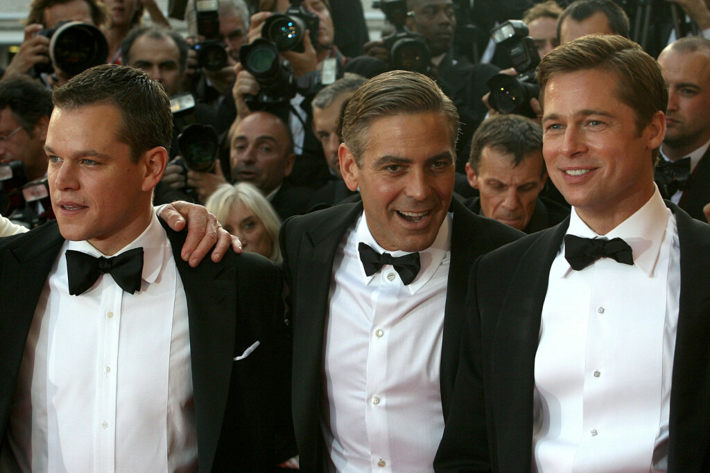 Tom Cruise, Brad Pitt o John Travolta forman el lobby gay.