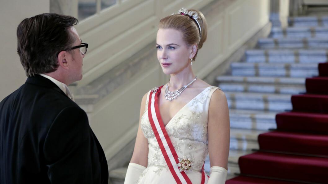 GRACE OF MONACO: Nicole Kidman spiller Grace Kelly i den nye storfilmer.