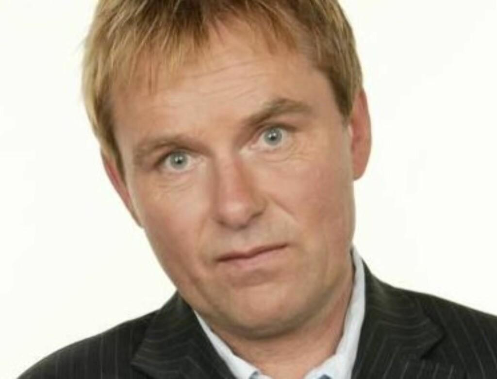 TØFF TV: «Mesternes mester»-programleder Dag Erik Pedersen har lang erfaring med å jobbe i TV, men sitt aller sterkeste TV-øyeblikk husker han fortsatt svært godt.