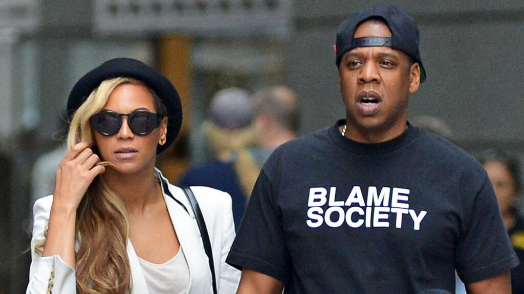ELLERS TAKK: Kardashian-bryllupet skal filmes fra A til Å for å bli en del av realityserien «Søstrene Kardashian». Det vil ikke Beyonce og Jay-Z være en del av.  Foto: FameFlynet