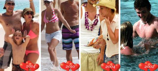 Hit reiser Britney med alle sine menn