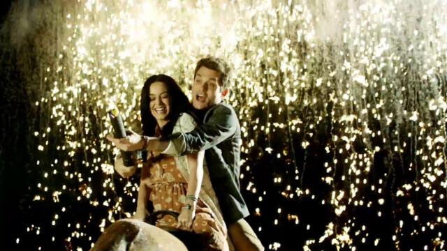 Hvor længe har Katy Perry og John Mayer været dating?