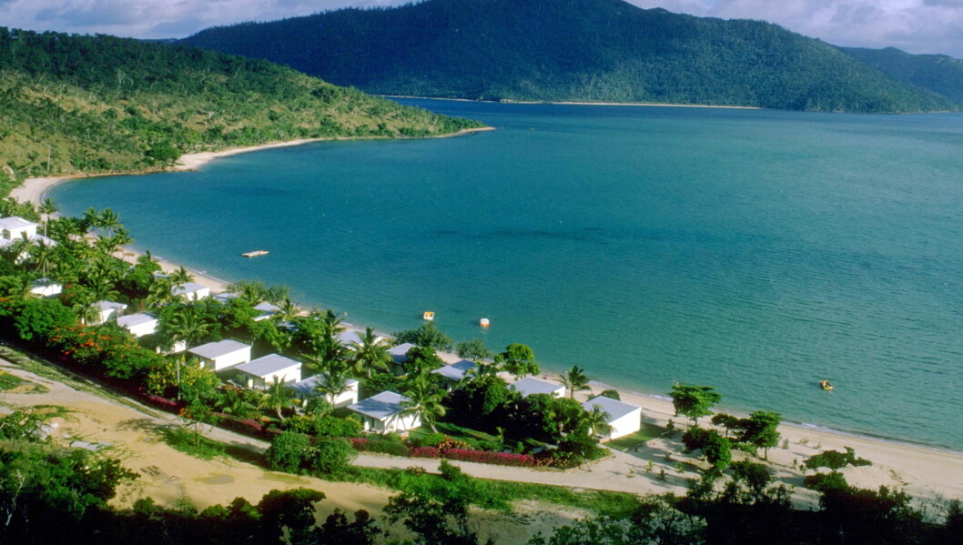 IDYLLISKE OMGIVELSER:  Hayman Island - hvor Dannii Minogue  nå oppholder seg - ligger i idylliske omgivelser i Great Barrier Reef-området i Australia. Foto: Ed Yourdon