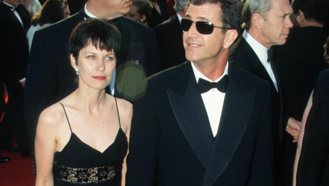 2,5 MILLIARDER?: Ekskona Robyn kan motta drøye 2,5 milliarder. Hun får halve formuen til Mel Gibson. Foto: All Over Press