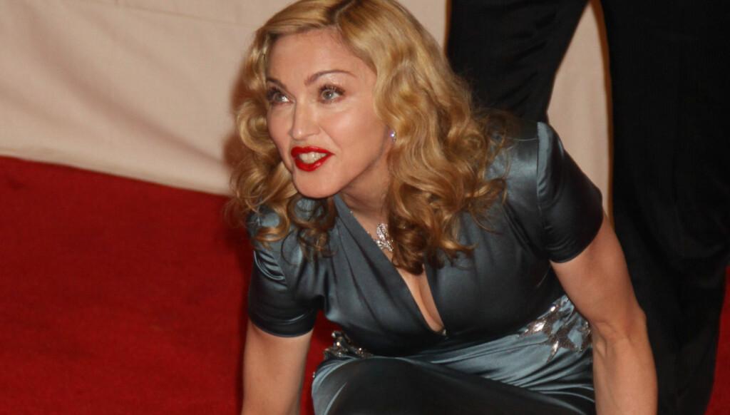 FORNØYD: - At Madonna introduserer meg - og ser videosnutten - i «The Oprah Winfrey Show» er stort, sier Trine Grung til Seher.no. Foto: Stella Pictures