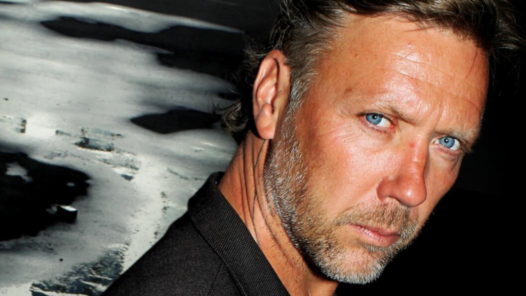 PÅGREPET: Skuespiller Mikael Persbrandt ble i januar pågrepet av politiet i Stockholm da han var påvirket av kokain. I samtale med en av etterforskerne skal han ha sagt at han «elsker kokain».
