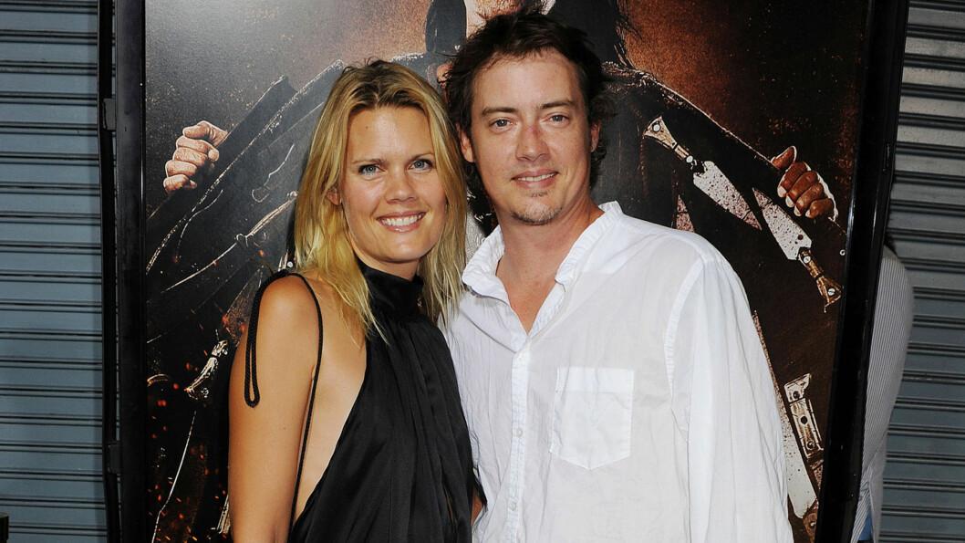 GIFTER SEG: Skuespiller Jason London fridde til kjæresten, Sofia Karstens, i helgen.