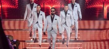 Backstreet Boys hyller norske samarbeidspartnere
