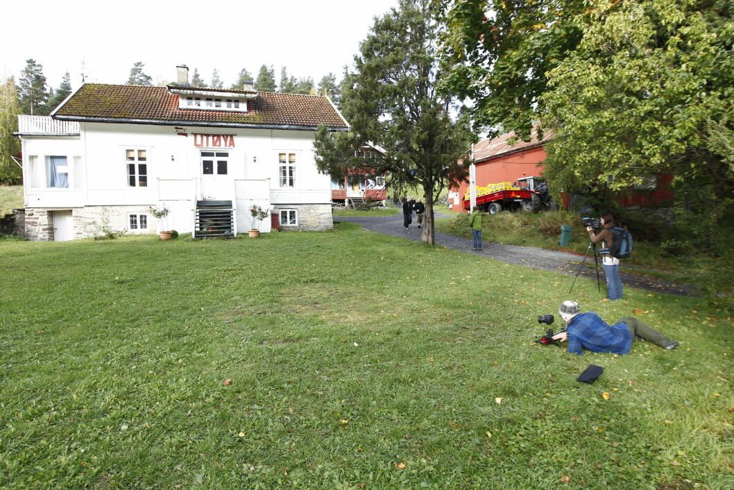 TRAGEDIE: AUF sin sommercamp i 2011 ble et mørkt kapittel i norgeshistorien. 69 mennesker ble skutt og drept. Foto: Stella Pictures