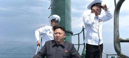Bombe-Kims ultimate sikkerhetsgaranti er trusselen om at naboland kan få en atomrakett i hodet
