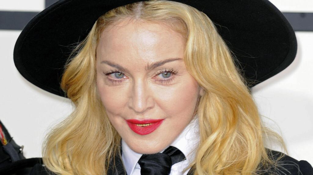 PROVOSERER: Madonna elsker å provosere og har den siste tiden delt en rekke oppsiktsvekkende bilder på Instagram.  Foto: FameFlynet