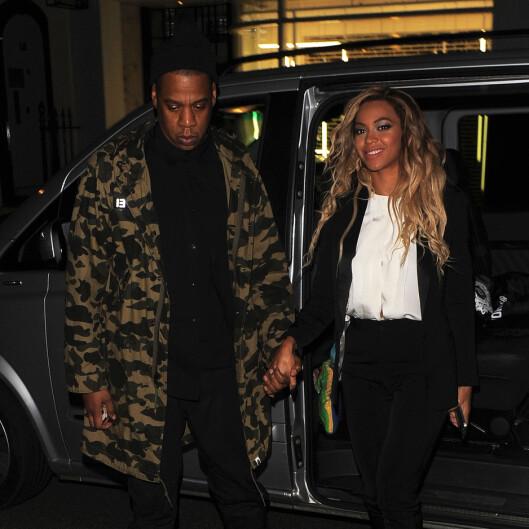 I BRYLLUP MOT SIN VILJE? : Beyonce skal ha signalisert at hun ikke ønsker å dra i bryllupet til Kim Kardashian og Kanye West.  Foto: Stella Pictures