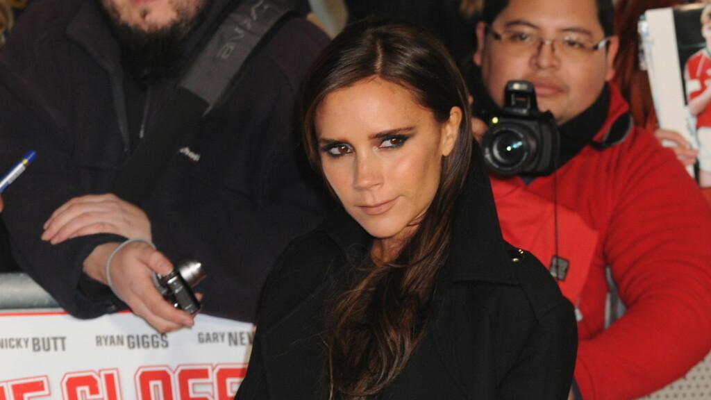 VIL IKKE BLI STEMPLET: Victoria Beckham støtter kampanjen Banbossy.com, og ønsker å fjerne bruken av ordet sjefete. Foto: Retna/Photoshot